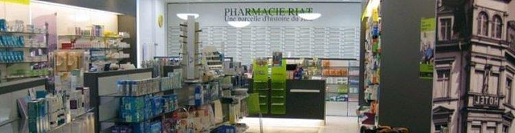 Pharmacie Riat-Gare SA