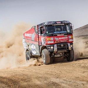 Robustheit bewiesen an der Rallye Dakkar