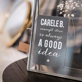 Carèle B. Concept Store : toujours une bonne idée de cadeaux