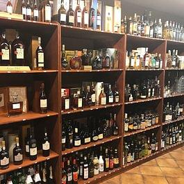Spiritueux (Cognac, Armagnac, Rhum, Gin etc)