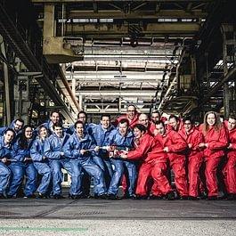 Fotoshootings mit Gruppen und Firmen