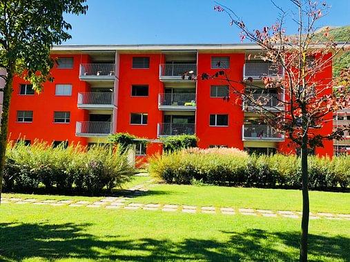 Residenza Parco Lunghi B, Rivera TI