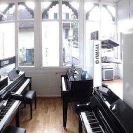 Digital- und Hybrid - Pianos