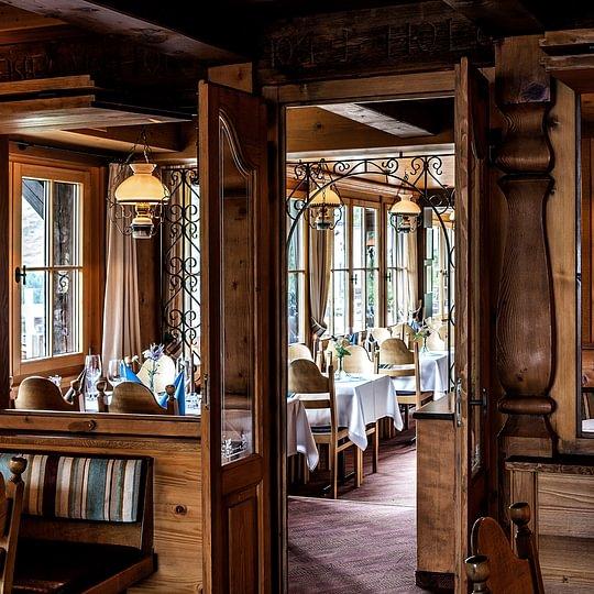 Restaurant Gspan