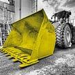 Bagger Baumaschinen Leasing (Baugewerbe)