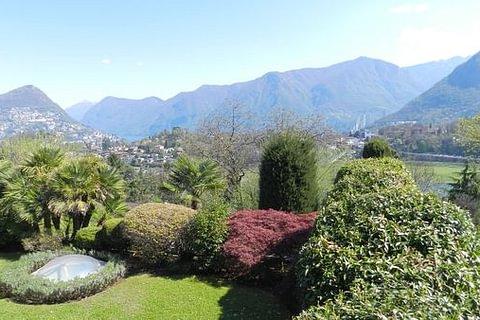 Ampia villa a Biogno di Breganzona (Riferimento#1525395)