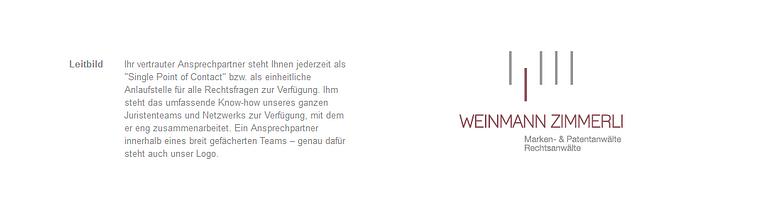 Weinmann Zimmerli AG