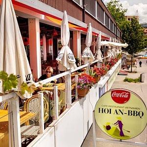 Hoian BBQ restaurant asiatique et vietnamien