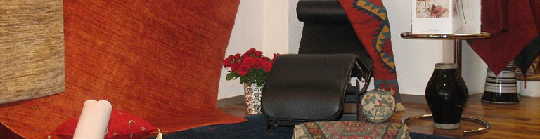 Gabbeh und Orientteppich Haus Bern