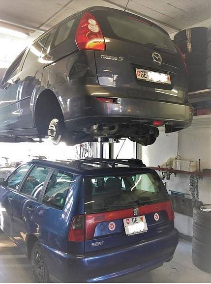 Garage des Dépanneurs