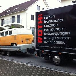 Fahrzeuganhänger