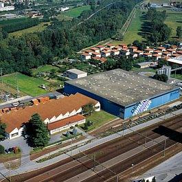 Debrunner Acifer SA, Giubiasco - Posizione