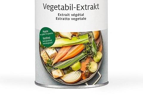 Gemüsebouillon Vegetabil-Extrakt, fettfrei