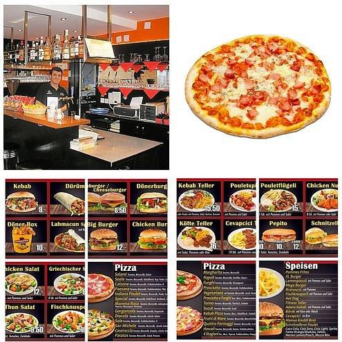 ORANGE Kebab-Pizza-Restaurant