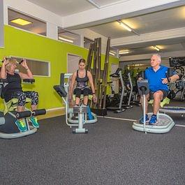 vorderer Trainingsraum by Physiotherapie Wohlen AG