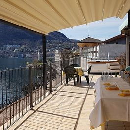 Terrazza, Jacuzzi, vista lago, terrazza, aperitivi, catering, best location, best view, terrace, rooftop