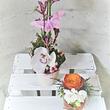 Kiosque et Fleurs de l'Hôpital