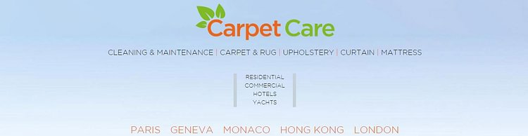 CARPET CARE SARL