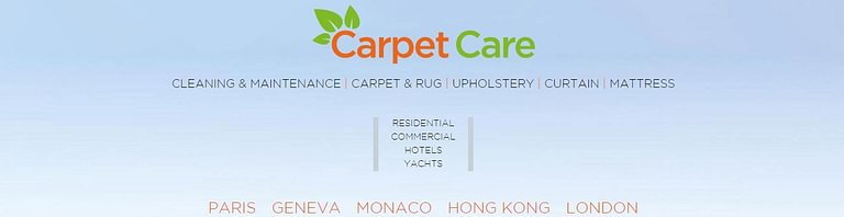 CARPET CARE SARL
