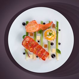 Homard - Bayview by Michel Roth - Hotel Presient Wilson, A Luxury Collection Hotel, Geneva