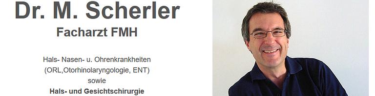 Dr. Scherler Martin