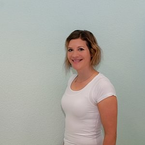 Sarah Leuenberger, Podologin SPV