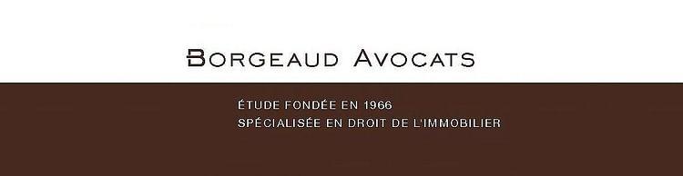 Borgeaud Jean-Daniel Borgeaud Avocats