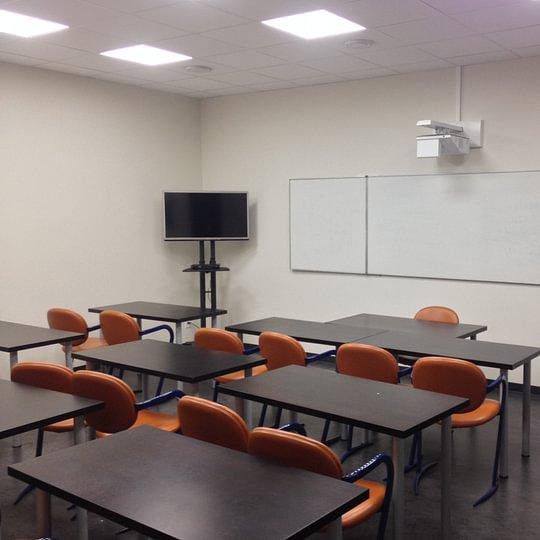 Salle de classe Rez