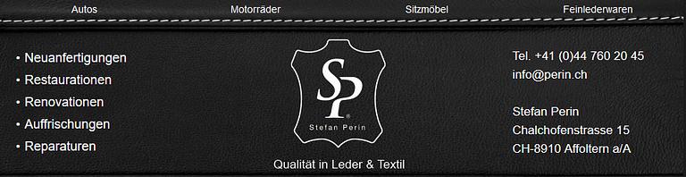 SP - Sattlerei Perin
