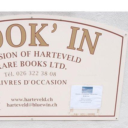 Harteveld Livres Anciens SA