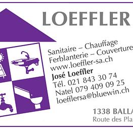Loeffler SA