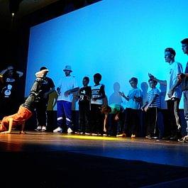 roundabout und boyzaround - das Streetdance-Angebot des Blauen Kreuz für Jugendliche