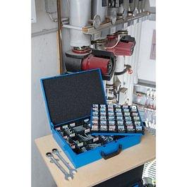 Der Metallkoffer ist das Ursprungsprodukt von Sortimo und in Sachen Funktionalität, Langlebigkeit und Einstellungsmöglichkeiten absolut einzigartig.