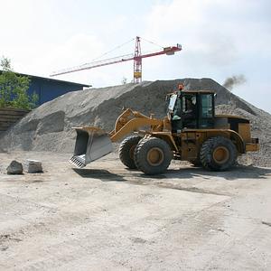 Gschwend Jakob AG Engelburg-St.Gallen - Kies und Recycling