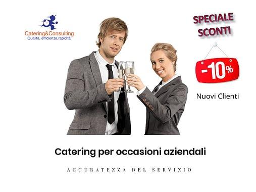 Speciale sconto del 10% nuovi clienti