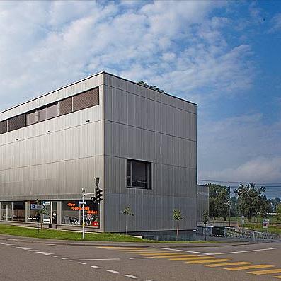 Firmenstandort in der Chollermüli