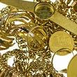 Altgold, Goldschmuck, Golduhren, Goldmedaillen