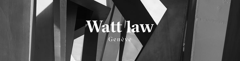Watt law