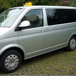 VW Caravelle TDI