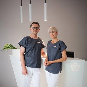 Dr. med. dent. Kristina e Rytis Ziedas