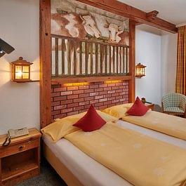 Doppelzimmer Standard, Central Hotel Wolter Grindelwald