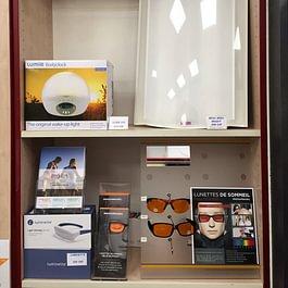 Pharmacie du Soleil Genève Luminothérapie