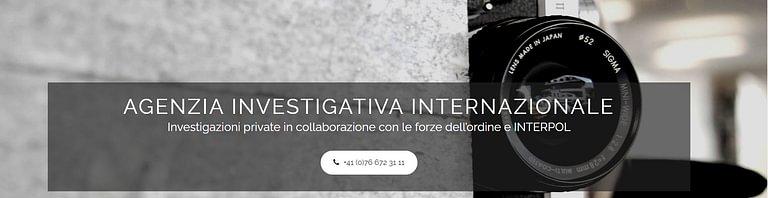 Forcaty Investigation Srl