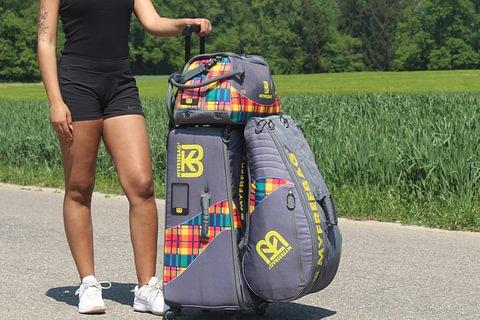 SET SENIORS KB GWADA BAGS Pour 12 raquettes