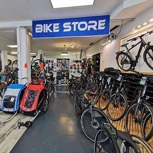 Bike Store à votre service depuis 1992