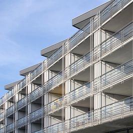 Hegi Koch Kolb Architekten - Mehrfamilienhaus, Steinhausen