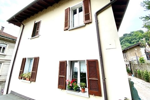 VACALLO - vendesi casa indipendente