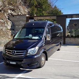 Mercedes Sprinter Luxury Minibus
