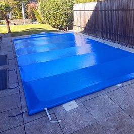 Schwimmbad-Abdeckungen