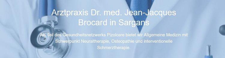 Dr. med. Brocard Jean-Jacques